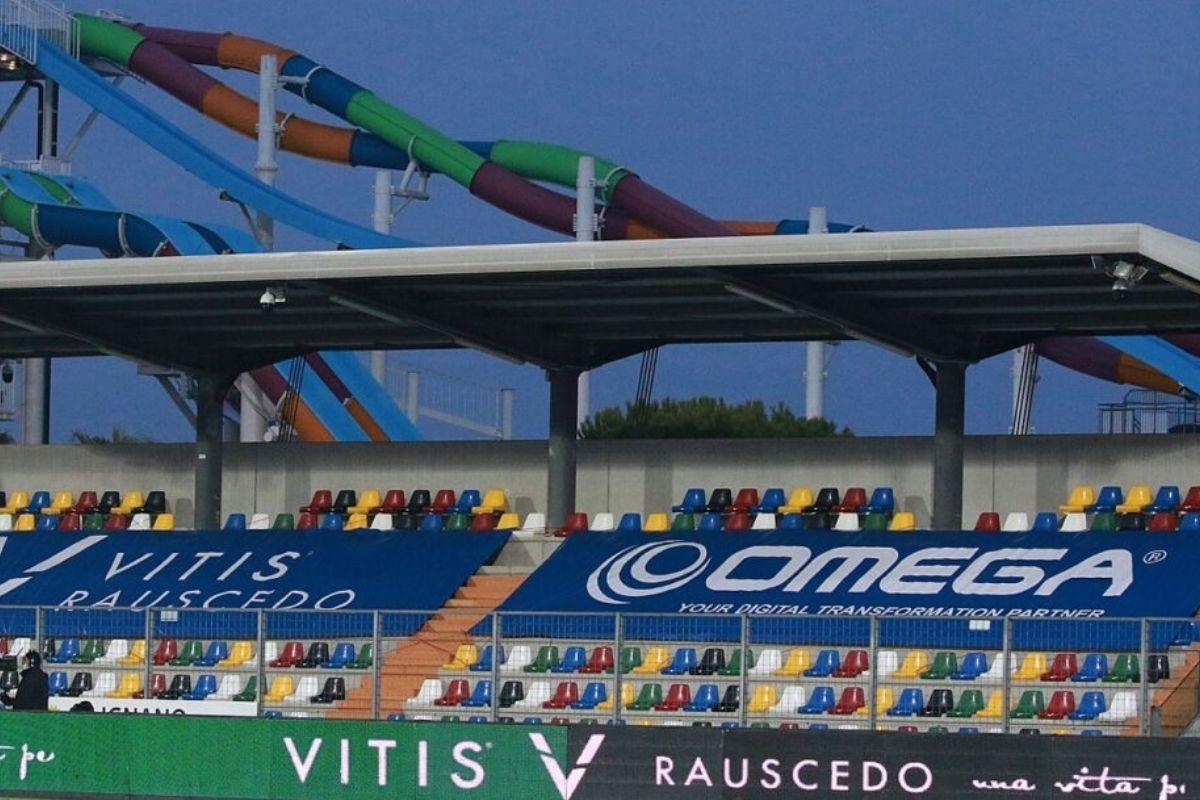 Stadio Teghil Lignano Sabbiadoro Pordenone